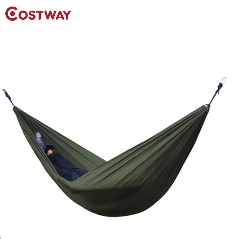 Buy Cheap 1-2 Person Swing Chair Garden Hammock Canvas Fabric Hanging Bed Camping Hunting Sleeping Swing Top Watermelons Home