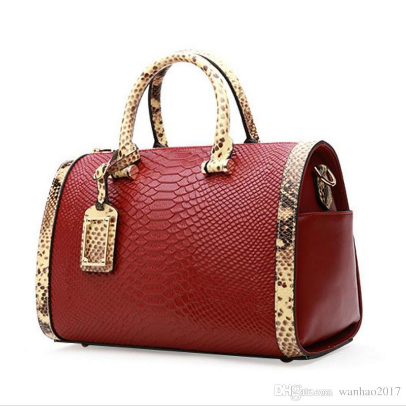 580023130f 2018 New Arrival Women Fashion Handbag Lady S Genuine Leather Handbag  Luxury Designs Wholesale Handbags Cheap Handbags From Wanhao2017