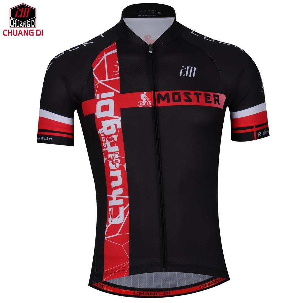 ZM Brand High Quality Men s Short Sleeve Cycling Jersey TVSSS Brand New  Design Pro Mtb Bike Shirt Clothes 2018 Hot Sale Men Cycling Jersey Cycling  Jersey ... f5e70a304