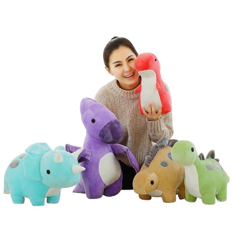 Elektronische Plüschtiere Nette Plüsch Spielzeug Dinosaurier Weiche Kuscheltiere Puppen Rosa Kinder Geburtstag Geschenk Neue Spielzeug Geschenke A1 SchöN In Farbe Sammeln & Seltenes