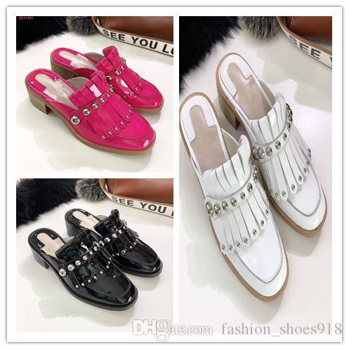 a58c22bad5c9 2018 Spring Leather Loafers Casual Women Shoes Flats Slip On Sexy ...