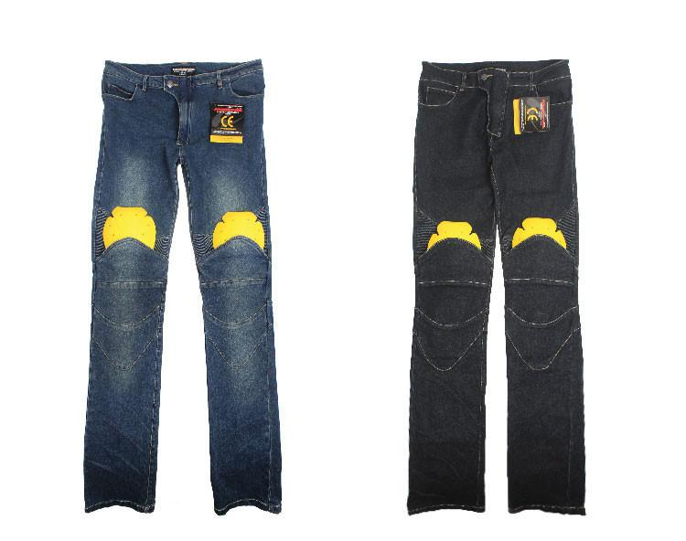 KOMINE motocross pants pantalon motorcycle jeans cycling on the highway jeans Falling distribution four-piece protection