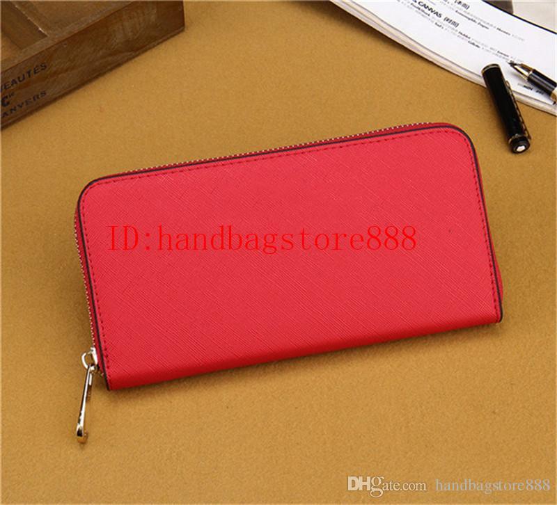 뜨거운 판매 및 도매 패션 숙녀 단일 지퍼 저렴한 지갑 여성 PU 가죽 디자이너 지갑 레이디 숙녀 긴 지갑