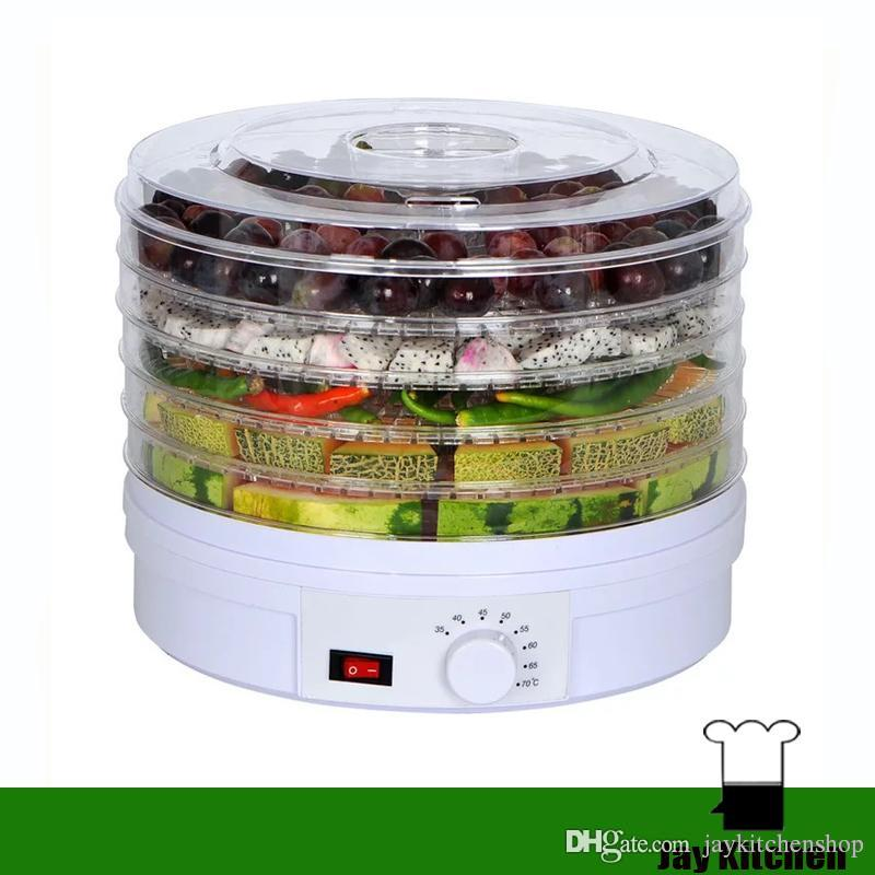 2018 food dehydrator machine fruit vegetable dryer electric food dehydrator electric home fruit dryer garlic ginger dryer from jaykitchenshop