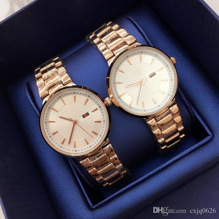 fd26204f9e5c Hot Items Relojes De Marca Mujer Fashion Women Watch Rose Gold ...