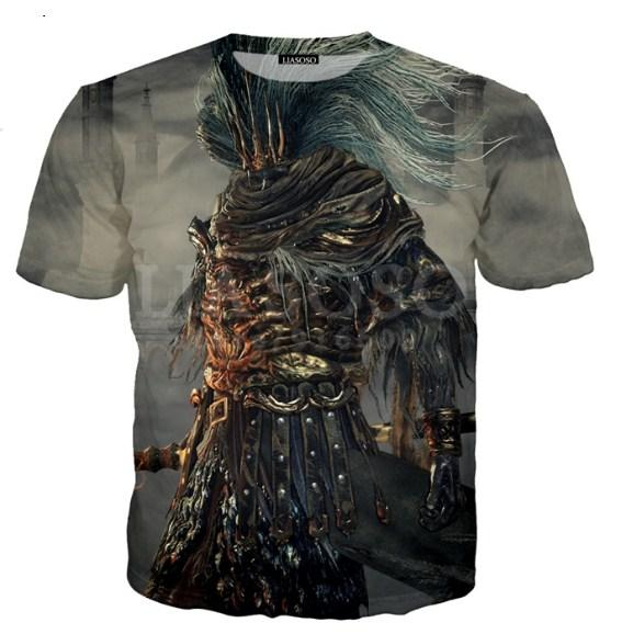 7aa1603661f Newest Fashion Womens Mens Game Dark Souls 1 2 3 Praise The Sun Funny 3d  Print T Shirt Summer Casual Tees AA557 Interesting T Shirts T Shirt Buy  Online From ...