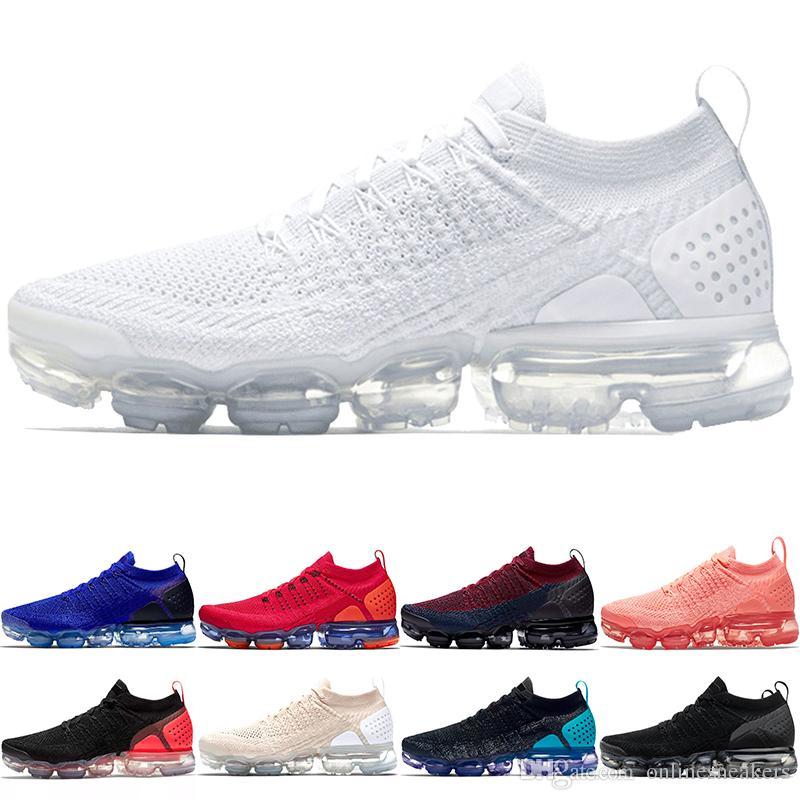 7f0dc2cda117 2019 Cheap 2.0 PLUS Mens Women Running Shoes Triple Black White Red Orbit  Olympic Mango Crimson Pulse Designer Trainer Sport Sneaker Size 36 45 From  ...