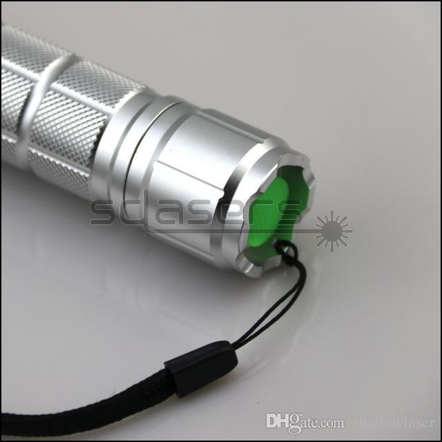 Shadowlasers RQ9 High Power Adjustable Focus 650nm Red Laser Pointer Laser Torch Lazer Beam Hunting Flashlight & 18650 Li Battery