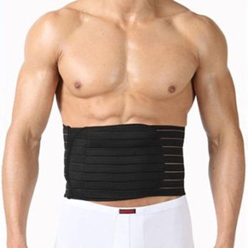 Erkek Ayarlanabilir Zayıflama Bel Karın Fat Burner Kemer Vücut Şekillendirici Kemer smt 87