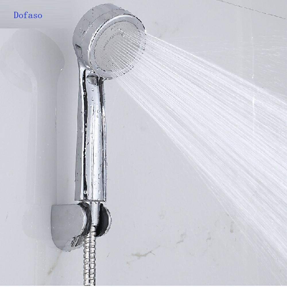 2018 Dofaso Bathroom High Pressure Rainfall Shower Head Water Saving ...