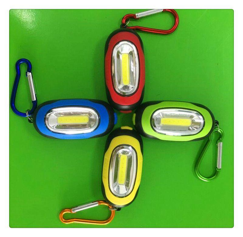 Wandern Camping Outdoor Gear LED Mini Keychain super helle taschenlampe Fackel Blume Form Schlüsselanhänger Ring Mischfarben freies verschiffen