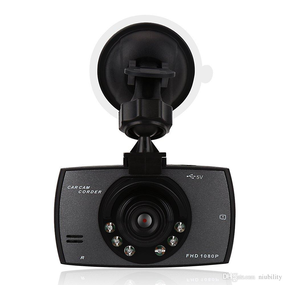 "G30 Car Camera 2.4"" Full HD 1080P Car DVR Video Recorder Dash Cam 120 Degree Wide Angle Motion Detection Night Vision G-Sensor 2018"