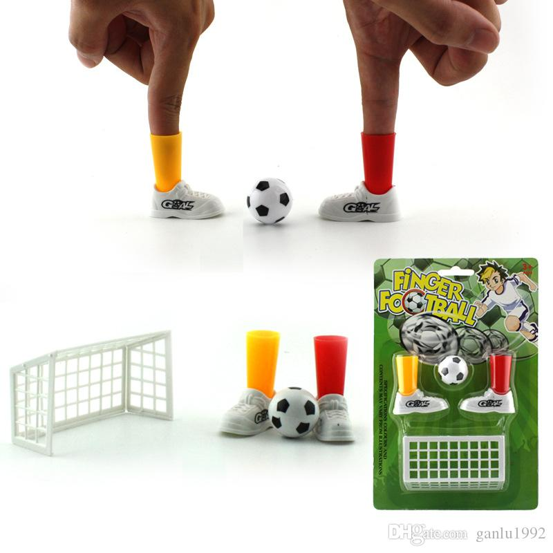 2018 Russia World Cup Children Desktop Interactive Toys Finger Football Suit Sports Game Fun Soccer Toy 1 85jy W