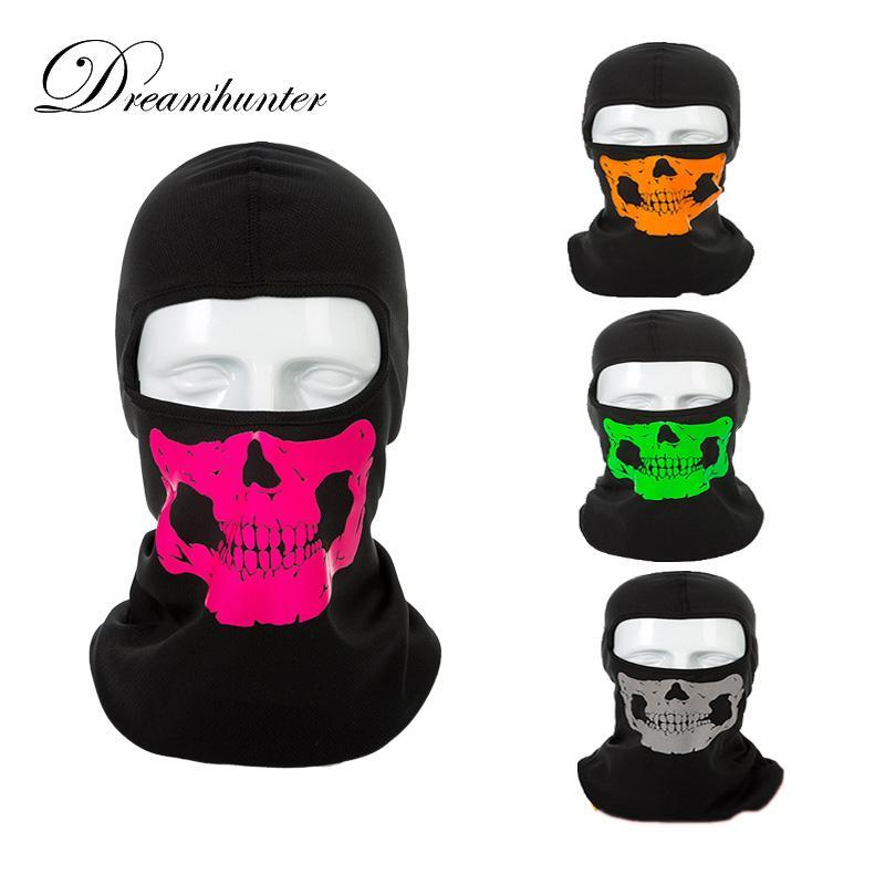 Sturmhaube Kapuzenmütze Gesichtsmaske Winter Mütze schwarz Kopfbekleidung Angelsport