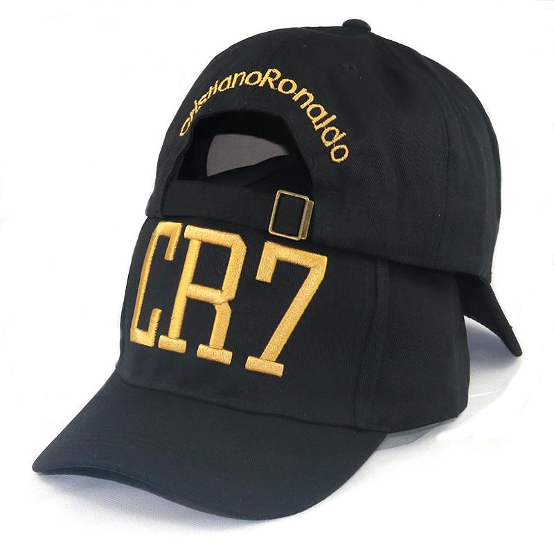 CR7 Bone Embroidery Baseball Cap C Ronaldo Caps Adjustable Cotton Snapback Hat  CR7 Cap Hat Sports Casual Caps Zephyr Hats Kids Hats From Goodlines 4b68e28e6da