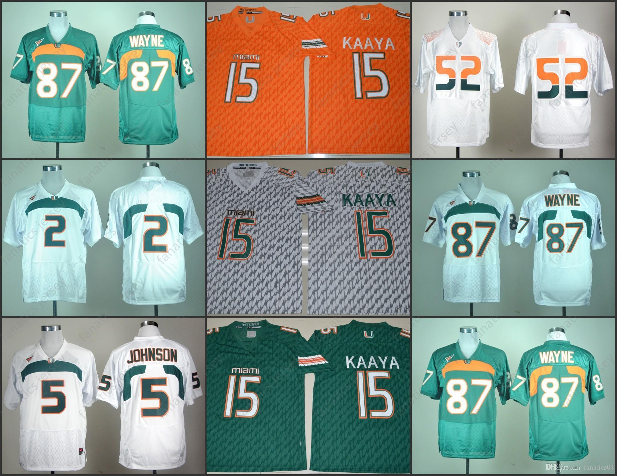 andre johnson miami jersey