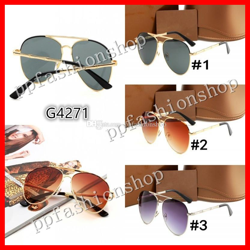 f9b5992f285 Luxury Sunglasses For Men Women Brand Designer Fashion Oval Summer ...