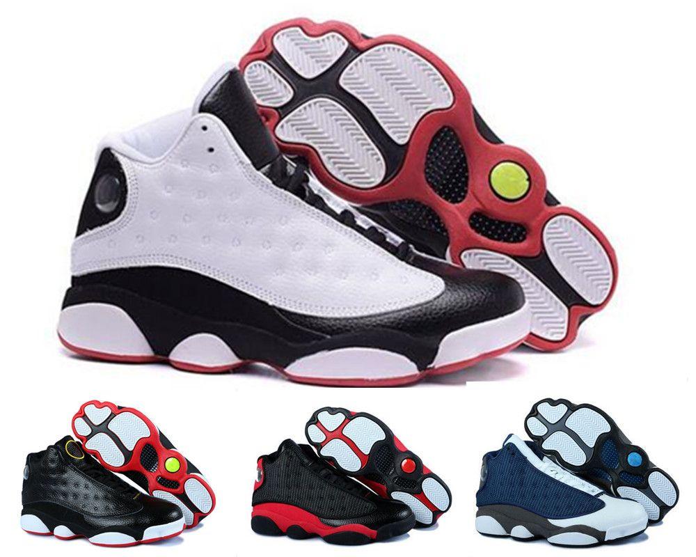 055931ac83e97c Mens 13 Basketball Shoes 13s Phantom Hyper Royal Italy Blue Bordeaux Flints  Chicago Bred DMP Wheat Olive Ivory Black Cat Men Barkley Shoes Shoes  Jordans ...