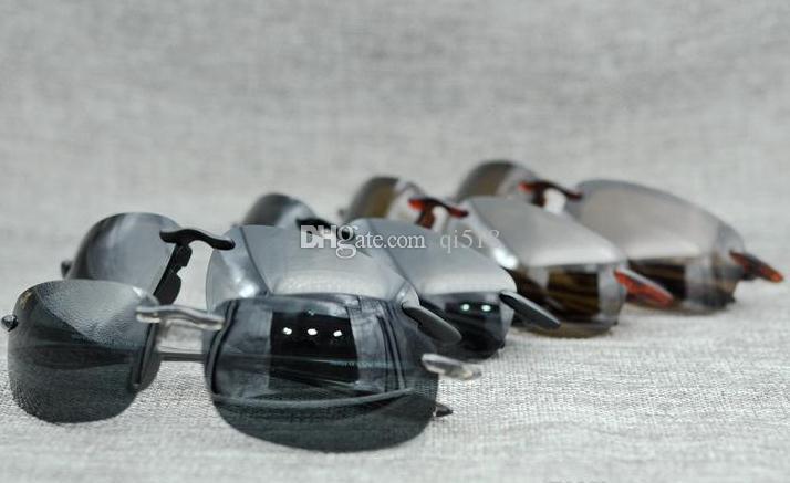 474b1041120 Wholesale Maui Jim 407 Sunglasses New Designer Mj 407 Eyeglasses Mj407  Sports Polarized Sunglasses Men Women Glasses Rimless Driving Eyewear  Sunglasses ...