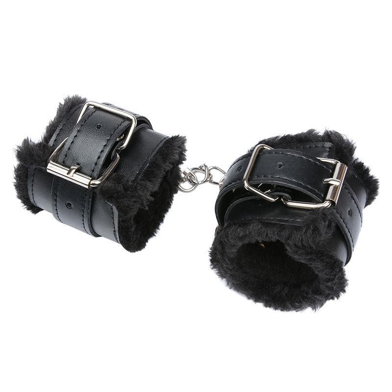 여성 의상 세트 수갑 젖꼭지 클램프 개그 채찍으로 설정 / 섹시한 PU 가죽 봉제 페티쉬 섹스 반디 에로틱 속옷