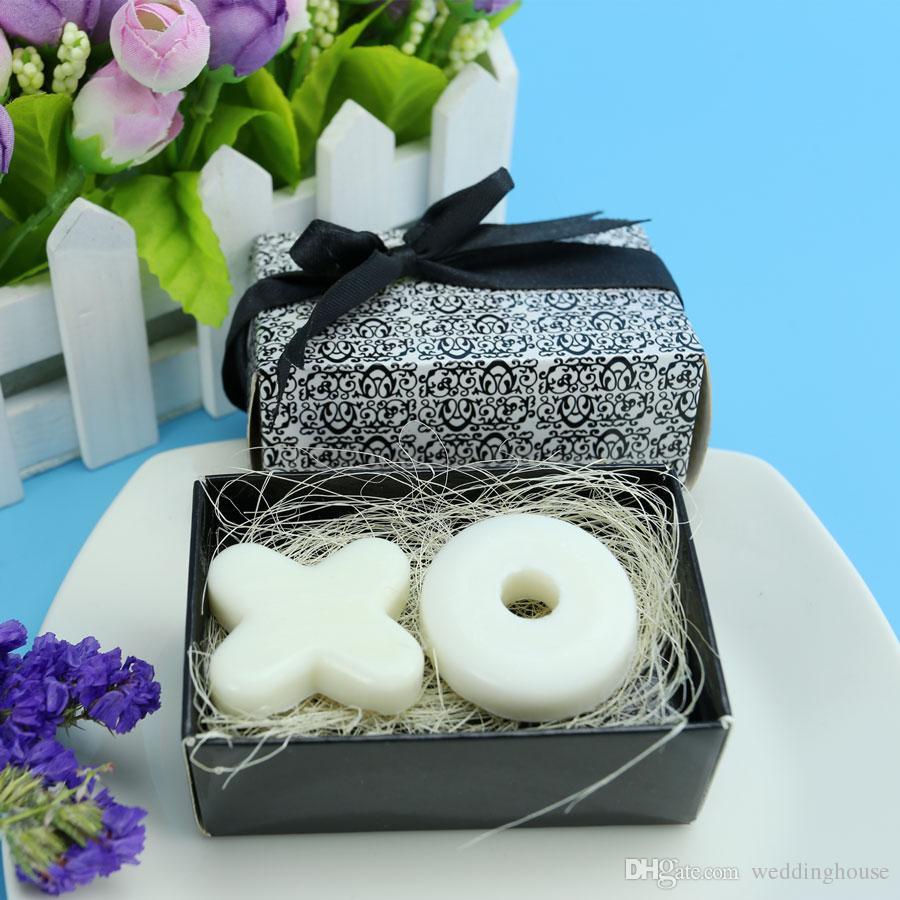 FEIS الجملة شخصية يدوية الصنع هدية الصابون تعبئتها على شكل XO الزيوت النباتية صالح الصابون الزفاف هدايا الزفاف استحمام الطفل