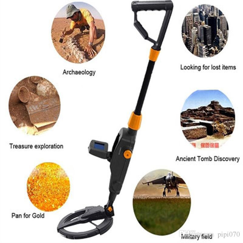 Underground metal detector LCD monitor children s educational toys metal  detector outdoor beach parent-child activity search game detector