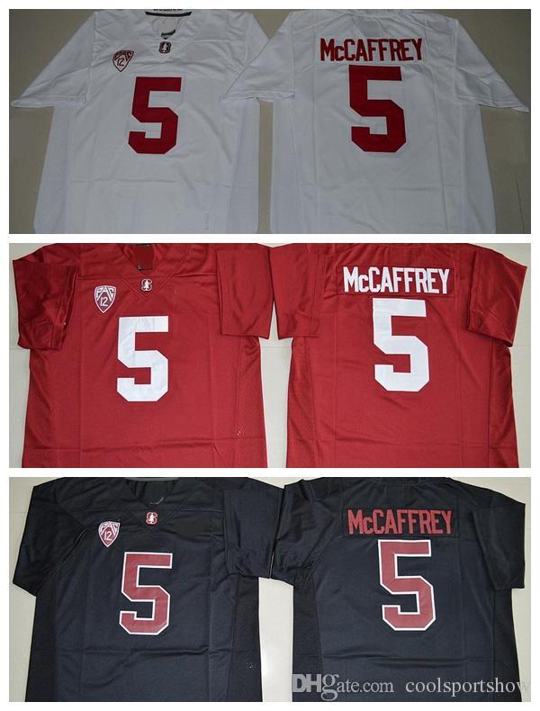 5360a72b ... discount code for 2017 new stanford cardinals christian mccaffrey  college football jerseys mens 5 christian mccaffrey