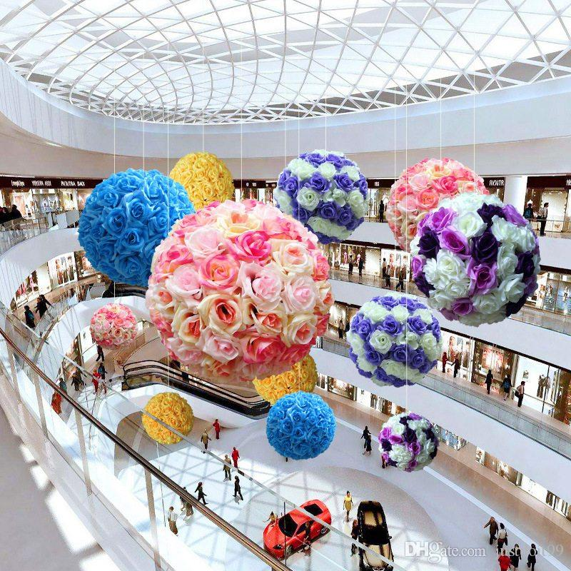 Rose balls 6 24 inch artificial fowers wedding silk flower decorate rose balls 6 24 inch artificial fowers wedding silk flower decorate flower ball for wedding party decorations artificial flower decorative flowers silk mightylinksfo