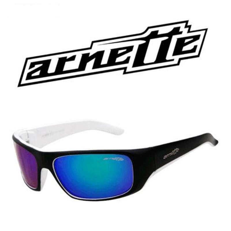 bca189e80a Compre 2018 Arnett Marca De Gafas De Sol Para Hombres Y Mujeres Que Se  Divierten Con Gafas De Diseñador Médico Moda Gafas Sol De Los Hombres UV400  A $11.02 ...