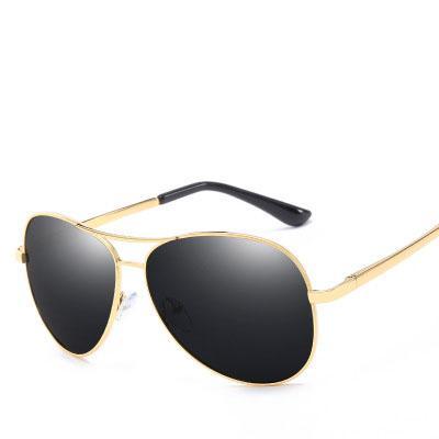 ed441c7de3c Polarized Color Sunglasses Metal Color Film Pilot Color Frog Mirror Men And  Women Driving Sun Glasses New Sun Glasses Eyewear From Windwood