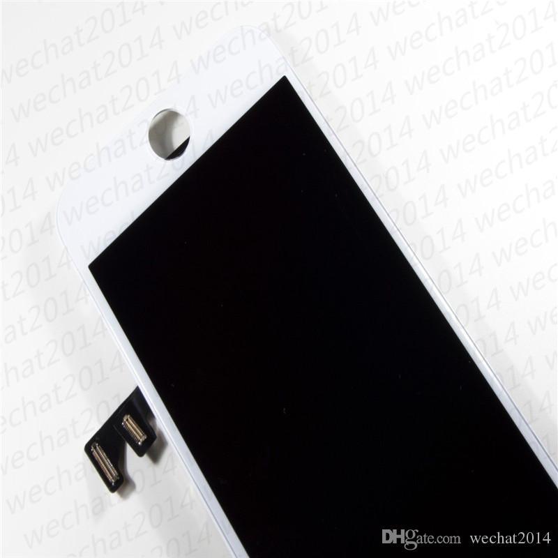 Высокое качество ЖК-дисплей с сенсорным экраном Digitizer Ассамблеи Запасные части для iPhone 6 6s Plus 7 8 Plus бесплатно DHL