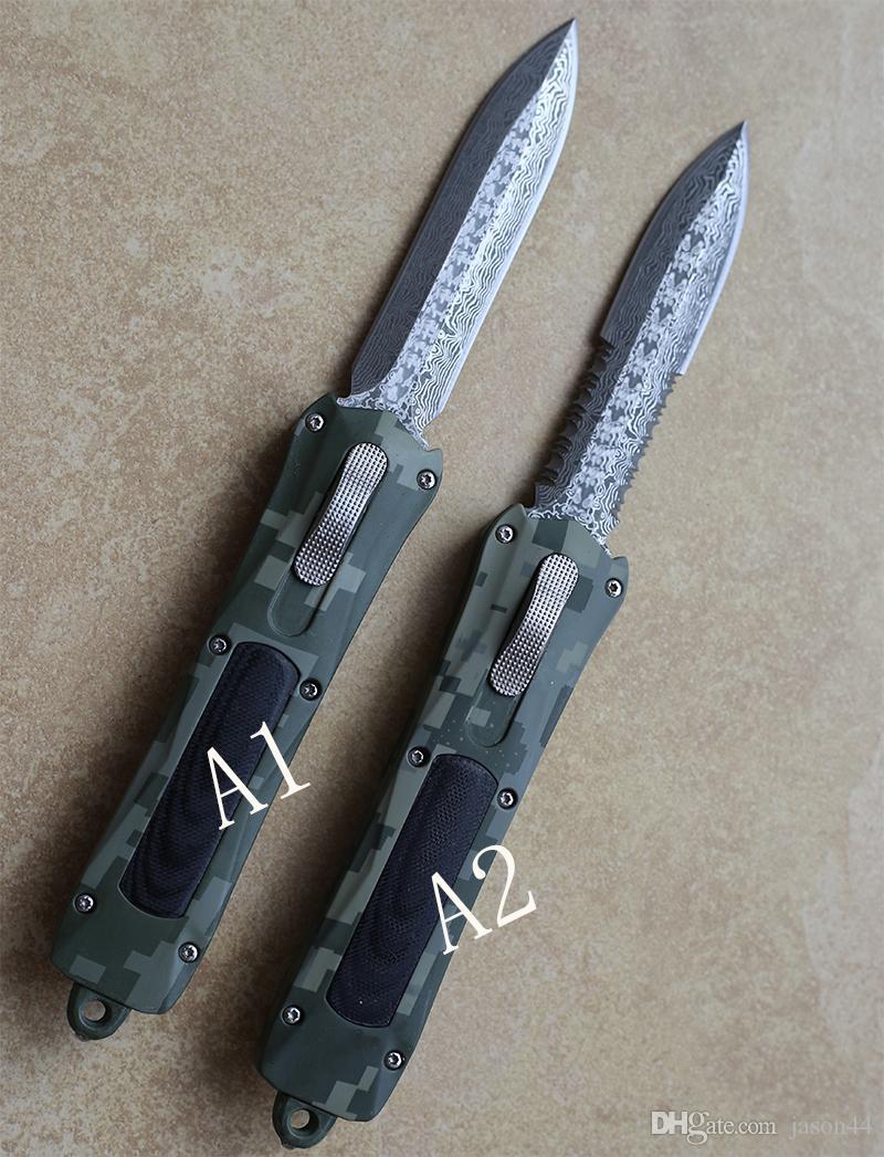 다기능 아연 알루미늄 4 개 모델 도매 구조 나이프 자동 나이프 탁상 칼 편리한 접이식 나이프 야영 캠핑