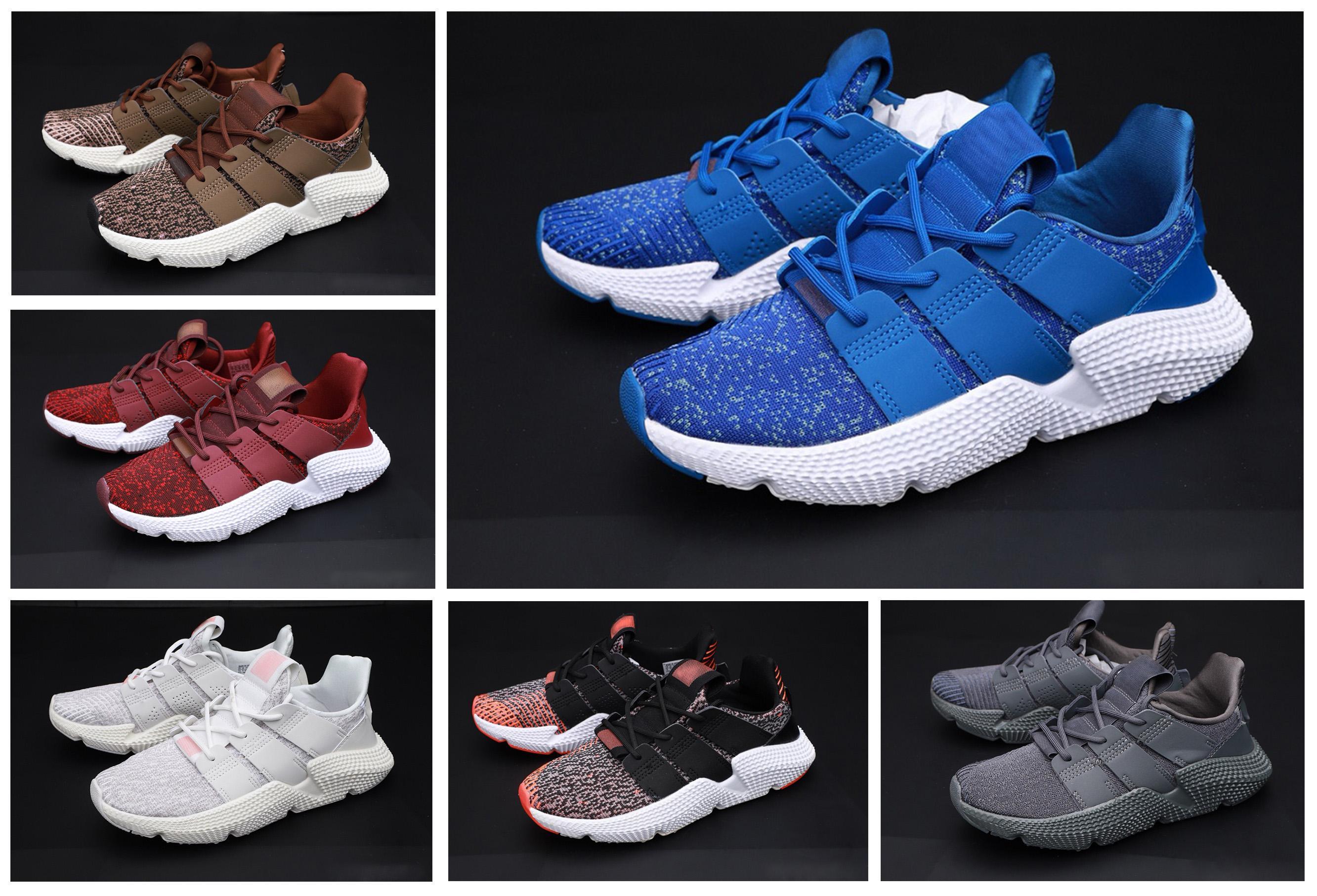 Adidas Originals Prophere Climacool Sports shoes 2018 nouvellement arrivés chaussures de course avec respirant chaussures de sport de concepteur en