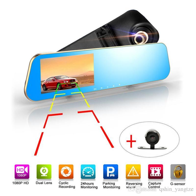 Acheter 1080p Full Dvr Miroir 4 Voiture 2ch 3 Hd Véhicule 0mwyN8Ovn