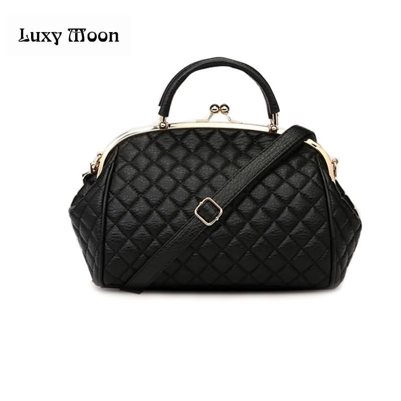 a54eb0071d Luxy Moon Women Leather Handbags Famous Brand Women Shoulder Bags ...