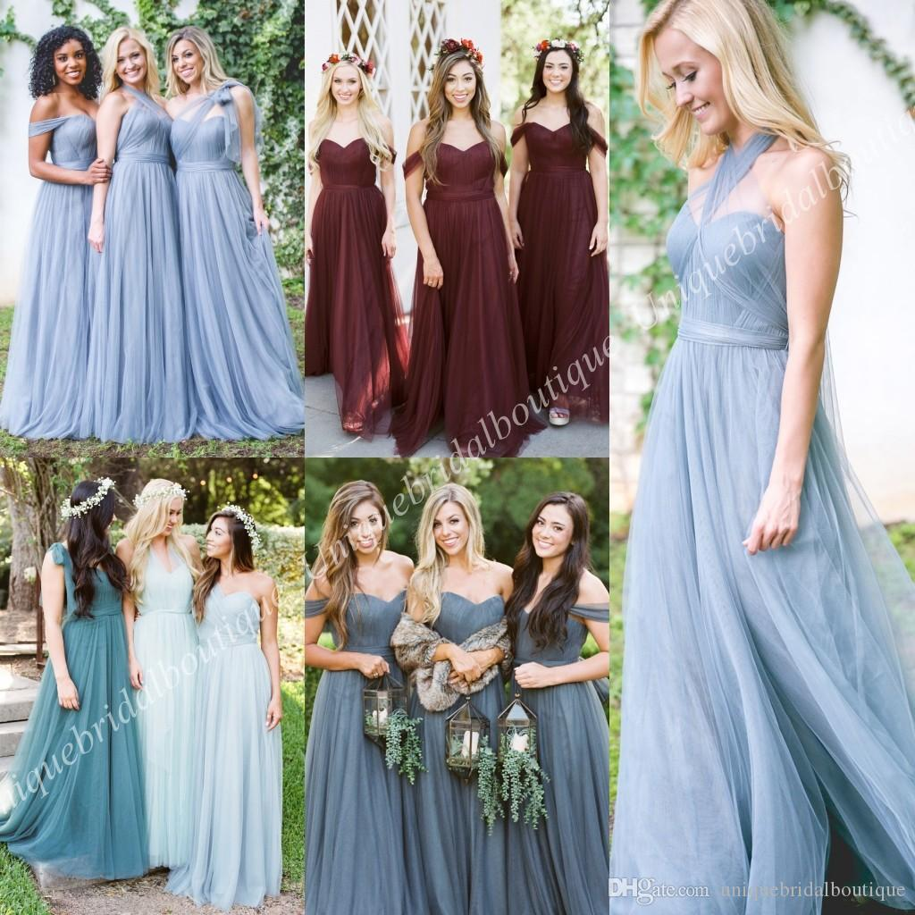 Convertible bridesmaid dress malaysia images braidsmaid dress cheap convertible bridesmaid dress gallery braidsmaid dress convertible bridesmaid dresses 2018 beach country style halter convertible ombrellifo Choice Image