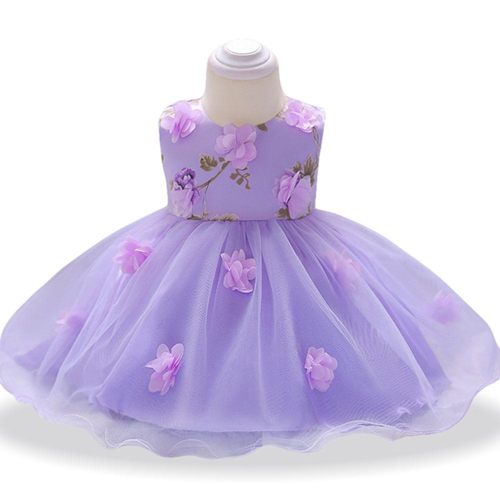 1fe49f2ae95 2018 New Lace Baby Girl Dress 9M-24M 1 Years Baby Girls Birthday Dresses  Christmas Gift Vestido birthday party princess dress