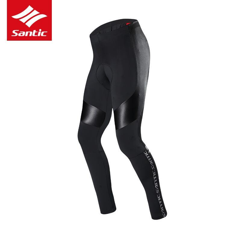 a7f5c455b Santic Cycling Long Pants 4D Pad Pro MTB Road Bike Pants Spring Autumn Quick  Dry Shockproof Mens Breathable Riding Bike Pants Biking Tights Bicycle  Riding ...