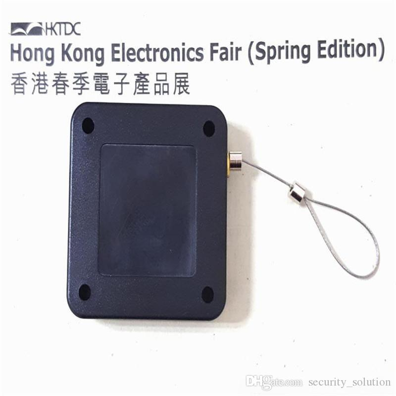 Cell Mobile phone Dummy Security Display Retractable recoiler for cellphone Retail Store Anti-theft