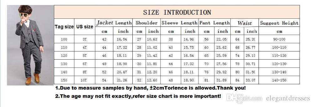 2018 Top Sale White Or Ivory Colour Four Pieces  Jacket +pants+Bows+Waistcoat Customer Made Boys' Tuxedos Boy's Formal Wear Cheap