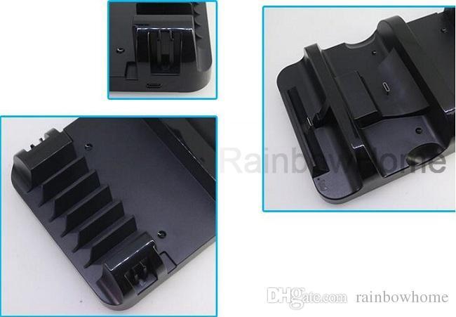 Multifonction De Charge Dock Station Jeu Carte Boîte De Stockage Titulaire pour Commutateur Joy Con Con Pro Contrôleur USB Type C Chargeur Stand Support