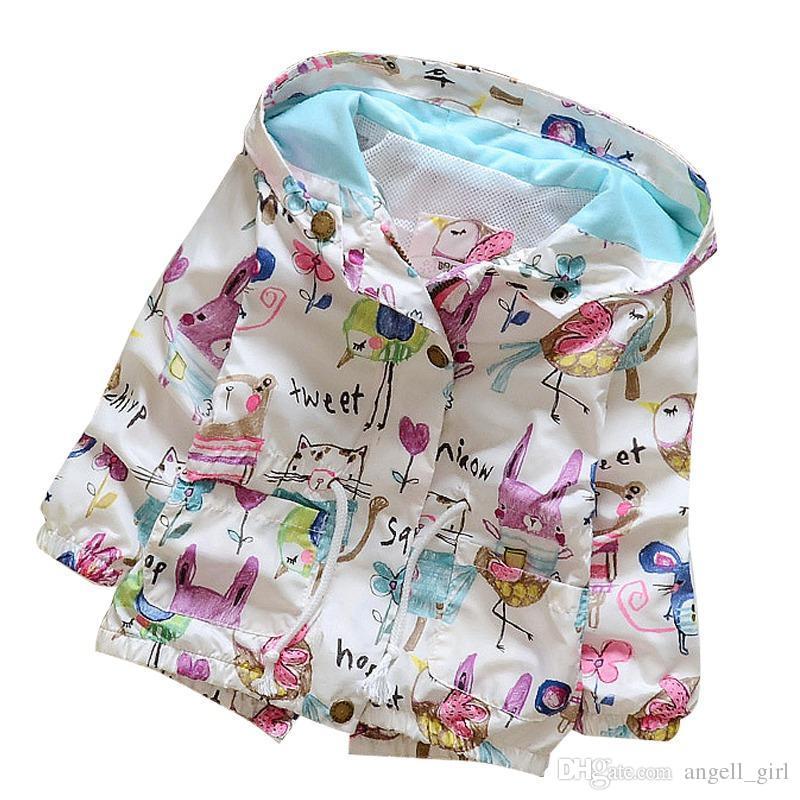 dd69f06d2d06 Cotton Baby Girls Cardigan Coat Spend Three Flowers Lollipops Dot ...