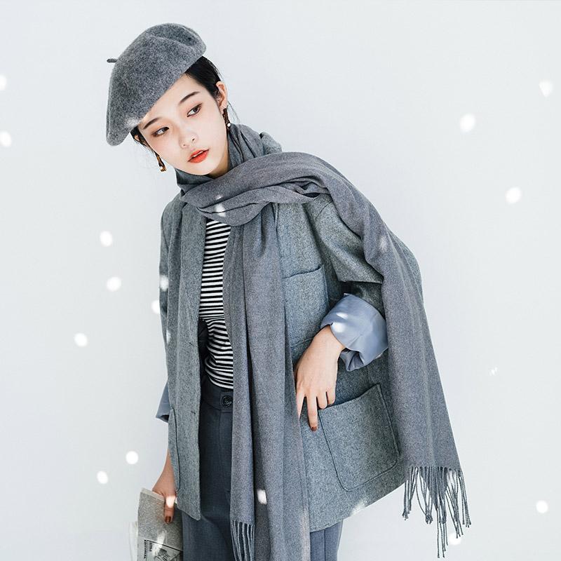 Compre Chapéu De Ovelha Chapéu Feminino Outono E Inverno Boina Doce Coreano  Dois Conjuntos De Amigos Maré Presente De Aniversário De Haoyunduo 5499c629b36