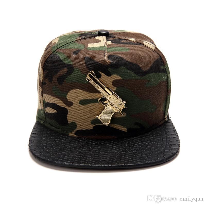 c50be510ec5 Fashion Camouflage Baseball Hats Snapback Caps Sports Teams Caps Cotton Hip  Hop Snap Back Hats Adjustable Rapper DJ Baseball Caps Hiphop Cap Beanies  Kangol ...