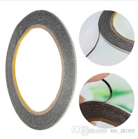 2MM Brand New 10M Sticker Double Side Adhesive Tape Fix For Cellphone Touch Screen LCD Mobile Phone Repair Tape 2016