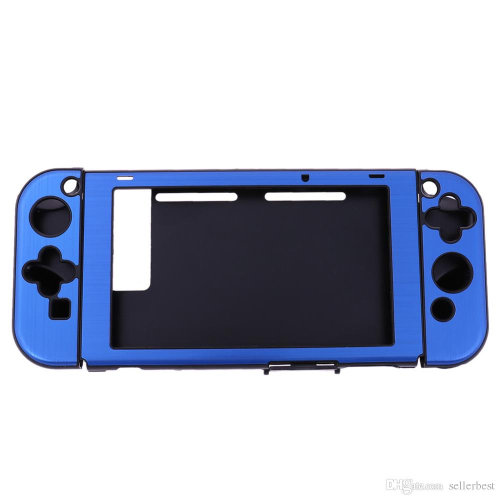 Vendita calda i Custodia protettiva in alluminio rigida Nintendo Switch NS Console e joystick