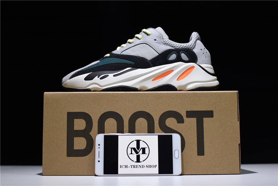 e0b235748013 Size45 2018 New Kanye West Runner 700 EE9614 B75571 Mens Women Cheap ...