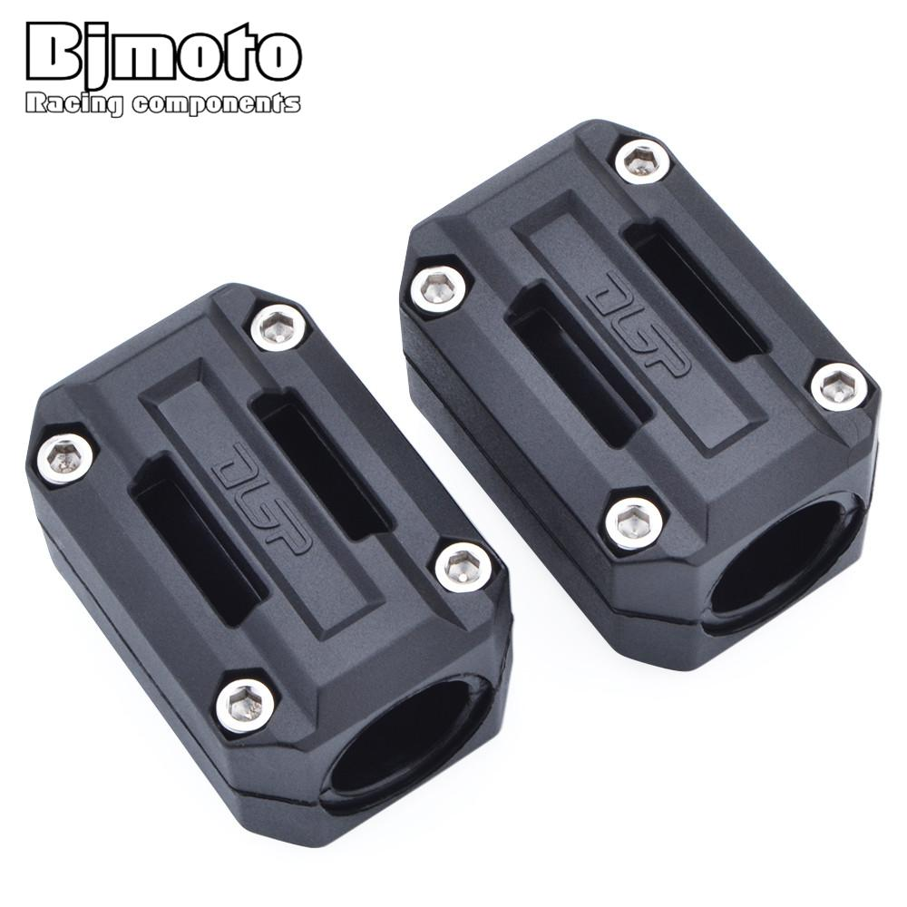 Motorcycle Engine Guard Protection Bumper Decorative Block Modified 25mm  Crash Bar for BMW R1200GS LC ADV F700GS F800GS