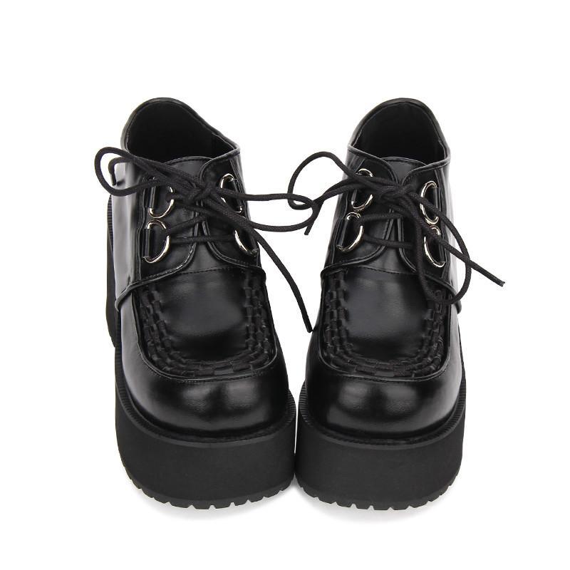 Compre Princesa Dulce Lolita Zapatos Edad Edad Zapatos Personalizada Gótica 12bb14