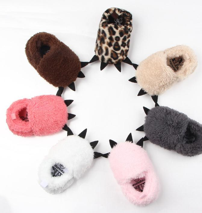 19e11902d2498 2019 Baby Winter Cute Boots Warm Baby Boots Monster Claw Baby Moccasins  Shoes Boots Newborn Infant Indoor New From Babyhouse2019, $2.54 | DHgate.Com